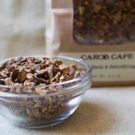 Carob Cafe Tea