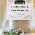 Evergreen Ginger Bath