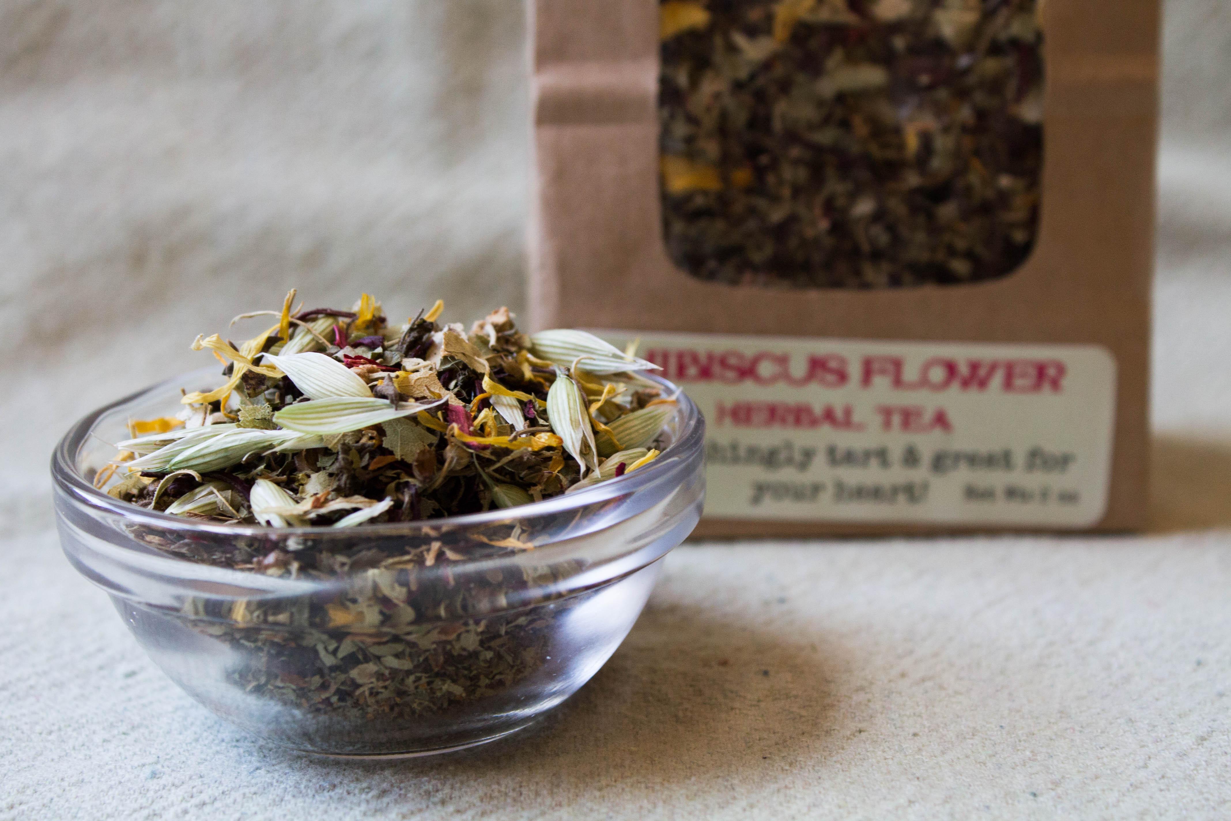 Hibiscus flower tea tonic herb shop hibiscus flower tea izmirmasajfo