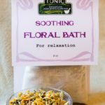 Soothing Floral Bath